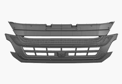 Auto Grill Mould 0001